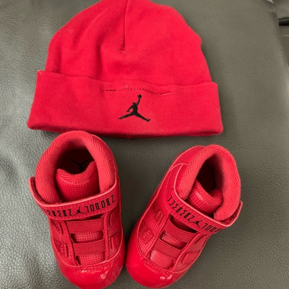 Jordan Other - Infant size 3c Jordan 11 retro